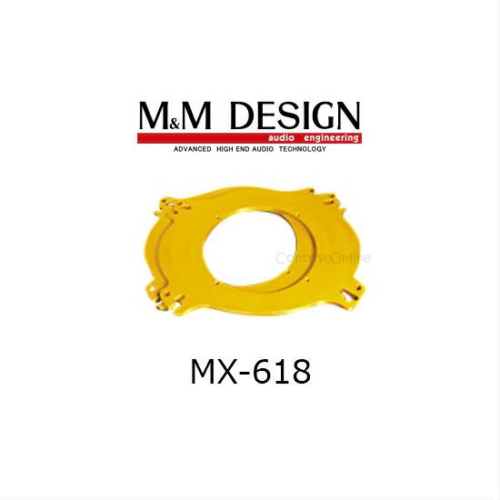 MX-618M&M DESIGNアルミインナーバッフルベーストヨタ スバル車用