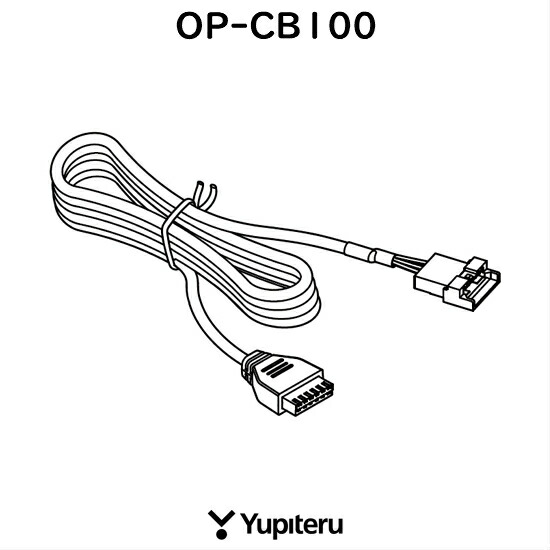 It is a cable necessary to connect OP-CB100 Yupiteru connection cable OKITE  rules (EWS-CM1) and optional adapter (OP-ADP20)
