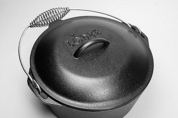 LODGEキッチン ダッチオーブン 10・1/4インチ(ロジック)