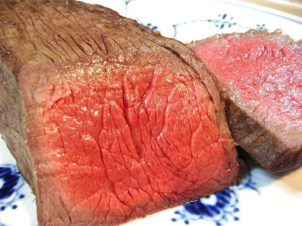 고 슈 와인 쇠고기 복숭아 블록