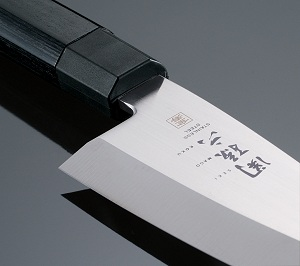 관손6 스테인리스김 히사시 식칼 180 mm(AK-1103)