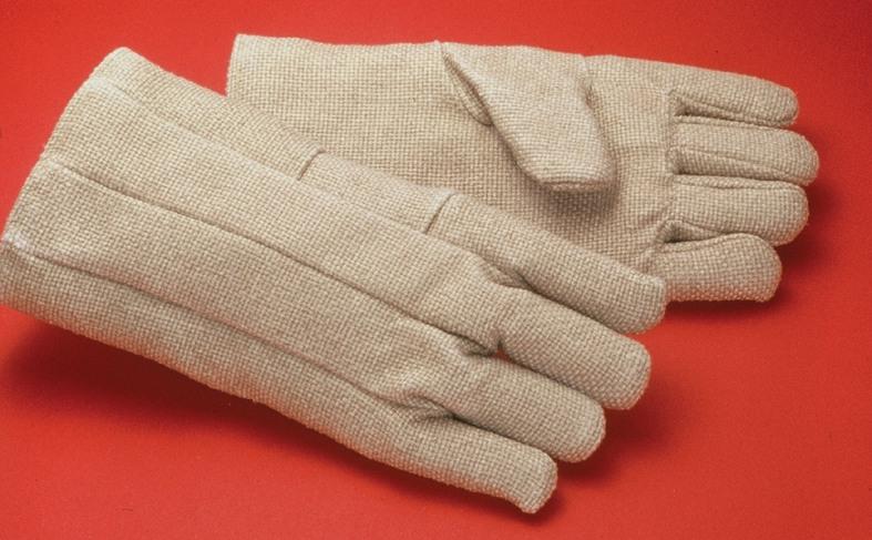 ゼテックスプラス・耐熱手袋(35cm)【メール便不可】