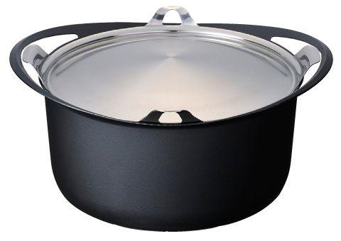 【送料無料】KOMIN(コーミン) 極薄鋳物鍋 両手鍋26cm【取寄せ】