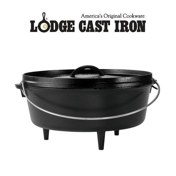 ロジック LODGE(ロッジ)キャンプダッチオーブン12インチ