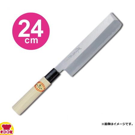 青木刃物製作所 堺孝行 霞研 薄刃 24cm 06067(名入れ無料)(送料無料、代引OK)