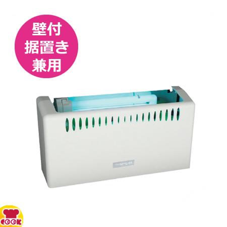 朝日産業 ムシポン MPR-01 壁付・据置き兼用型 捕虫紙自動巻取タイプ(送料無料 代引不可)