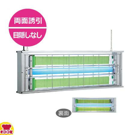 朝日産業 ムシポン MPX-2000 吊下型 両面誘引型・目隠しなし(送料無料、代引不可)