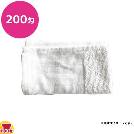 ビーワイピー タオル 200匁 34cm×78cm 300枚(12枚×25袋)(送料無料 代引不可)