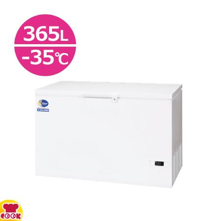 ダイレイ スーパーフリーザー D-396D(-35℃) 365L(送料無料、代引不可)