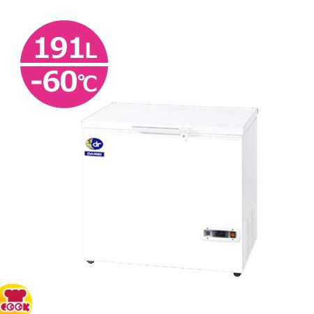 ダイレイ スーパーフリーザー DF-200D(-60℃) 191L(送料無料、代引不可)