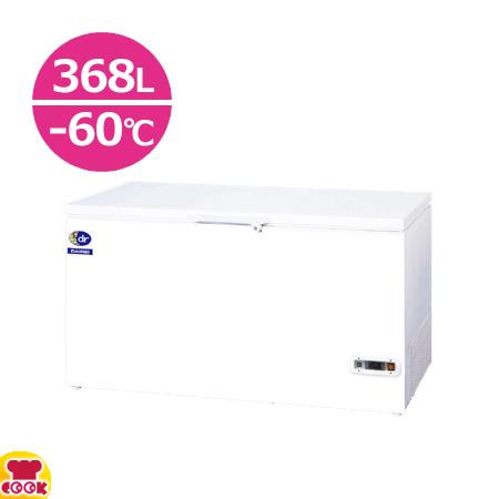 ダイレイ スーパーフリーザー DF-400D(-60℃) 368L(送料無料、代引不可)