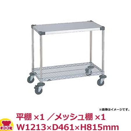 スーパーエレクター・カート ワーキングカート1型 NWT1C-S W1213×D461×H815mm(送料無料、代引不可)