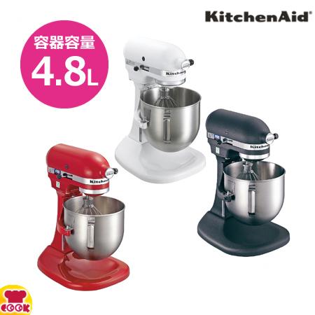 キッチンエイド スタンドミキサー KSM5(送料無料、代引不可)