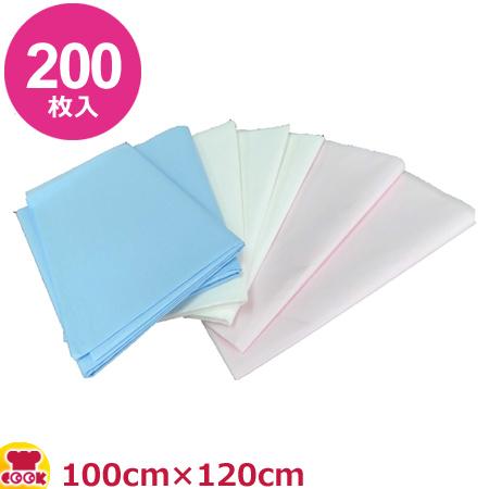 ディスポシーツ K4A-1012 200枚入(10枚×10袋×2箱)(送料無料、代引不可)