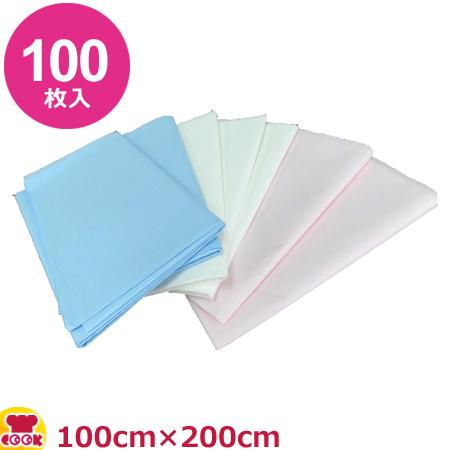ディスポシーツ K4A-1020 100枚入(10枚×5袋×2箱)(送料無料、代引不可)