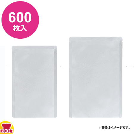 明和産商 B-3645 H 360×450 600枚入 真空包装・セミレトルト用(110℃)三方袋(送料無料、代引不可)