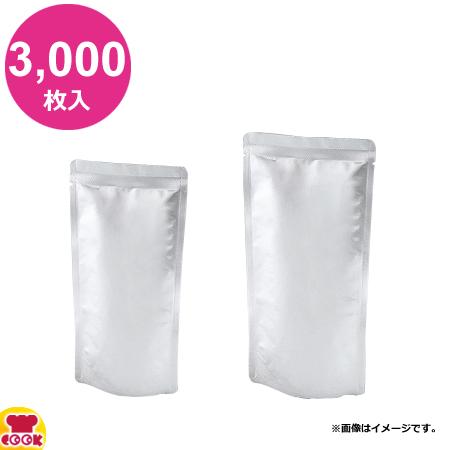 明和産商 HRS-1016 S 100×160+29 3000枚入 アルミレトルト用スタンド袋(送料無料、代引不可)