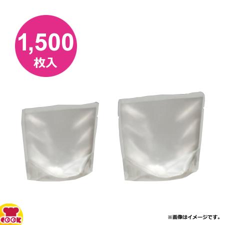 明和産商 BRS-1816 S 180×160+46 1500枚入 レトルト用 広口・スタンド袋(送料無料 代引不可)