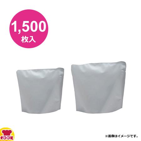 明和産商 HRS-1816 S 180×160+46 1500枚入 レトルト用 広口・スタンド袋(送料無料、代引不可)