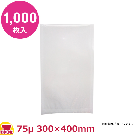 MICS化学 ベストナイロン(SBN規格袋) SB3040 0.075×300×400mm 1000枚入(送料無料、代引不可)