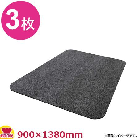 3M ノーマッドベーシックマット Mサイズ (900×1380mm)×6枚(送料無料 代引不可)