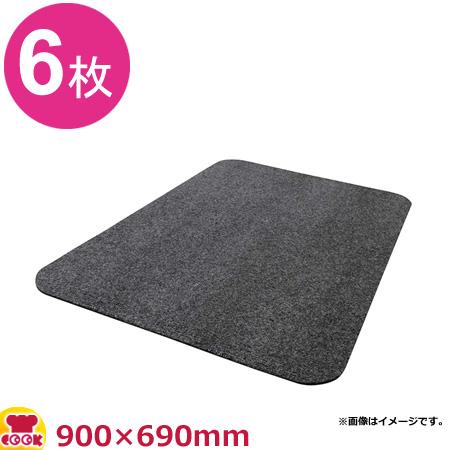 3M ノーマッドベーシックマット Sサイズ (900×690mm)×6枚(送料無料 代引不可)