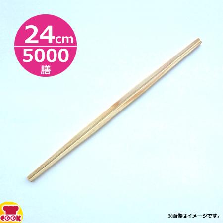 割り箸 杉九寸板利久 A-6 100膳X50束(送料無料、代引不可)