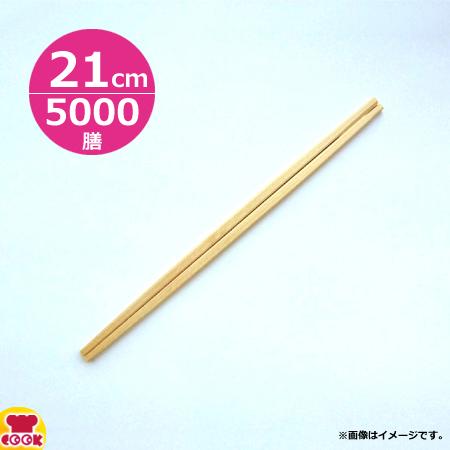 割り箸 加賀利久(国産) C-5 100膳X50束(送料無料、代引不可)