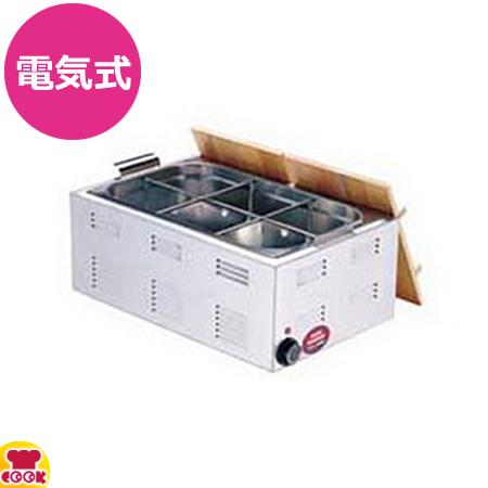 TKG 湯煎式 電気おでん鍋 6ッ切(送料無料 代引不可)