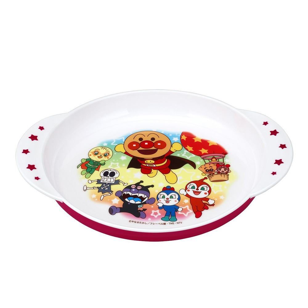 Anpanman childrenu0027s tableware series come with plate pink  sc 1 st  Rakuten & cooking-clocca | Rakuten Global Market: Anpanman childrenu0027s ...