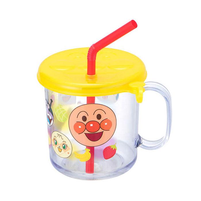 アンパンマンのランチ こども食器シリーズ 飲まない時はフタできるので便利です ギフト ストローは汚れたら市販のストローが使えます 蓋を外してコップとしても使えます アンパンマン ストローコップ フタ付き 250ml KK-337 あんぱんまん キッズ 食器 通販 子供用コップ プラスチック グッズ 子供 ストロー付き ストロー キャラクター 子ども レック セールSALE%OFF 子供用 ストロー付コップ ストロー付きカップ
