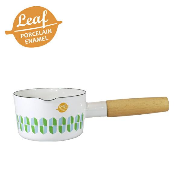 葉っぱをモチーフにしたモダンなパターンがキッチンを彩ります 使い易さと楽しさを両立した 普段使いに最適なシリーズです 富士ホーロー リーフ ホーロー ミルクパン 12cm 0.8L 調理器具 ウォーマー 片手鍋 通販 キッチン用品 離乳食 小鍋 半額以下 おしゃれ 白 ホーロー鍋 琺瑯鍋 付与 お洒落 leaf スーパーセール