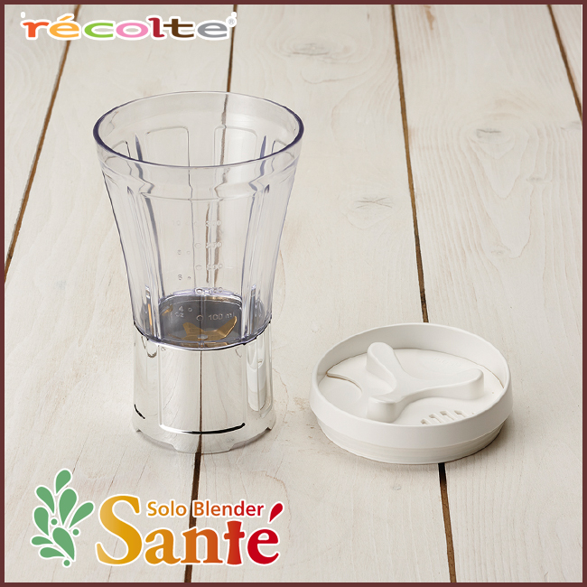 ソロブレンダー Sante Bottles 300 Ml ◇ Solo Blender / Juicer / Mixer / Blender ...