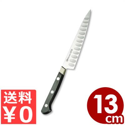 ミソノ UX10 サーモンペティナイフ 13cm スウェーデン鋼使用 No.772/国産洋包丁・関のキッチンナイフ 魚 刺身 くっつきにくい 《メーカー取寄/返品不可》