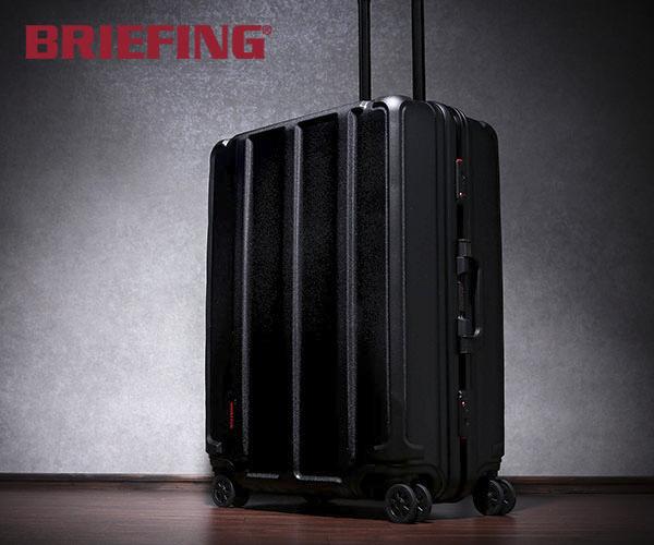 【選べるノベルティ付】 ブリーフィング BRIEFING 98L キャリーケース(カラー:ブラック)BRA191C05