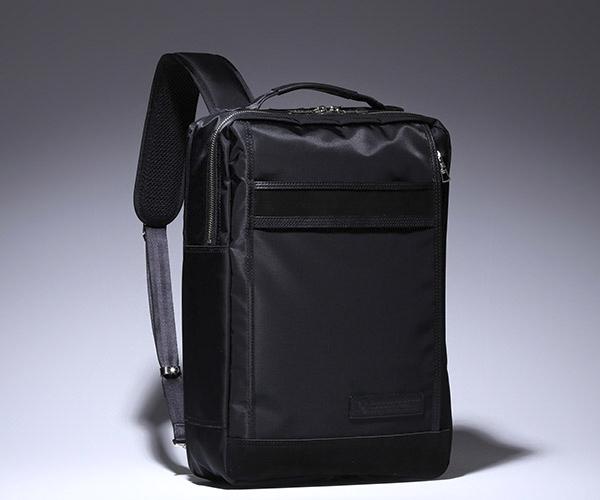 【選べるノベルティ付】 master-piece マスターピース デンシティ 2WAYバックパック (カラー:ブラック) 01389 | マスターピース リュック バックパック ビジネスリュック リュックサック 日本製