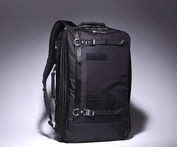 【選べるノベルティ付】 master-piece マスターピース ポテンシャルver2 3WAYバックパック(カラー:ブラック) 01740-v2 | マスターピース リュック バックパック ビジネスリュック リュックサック 日本製