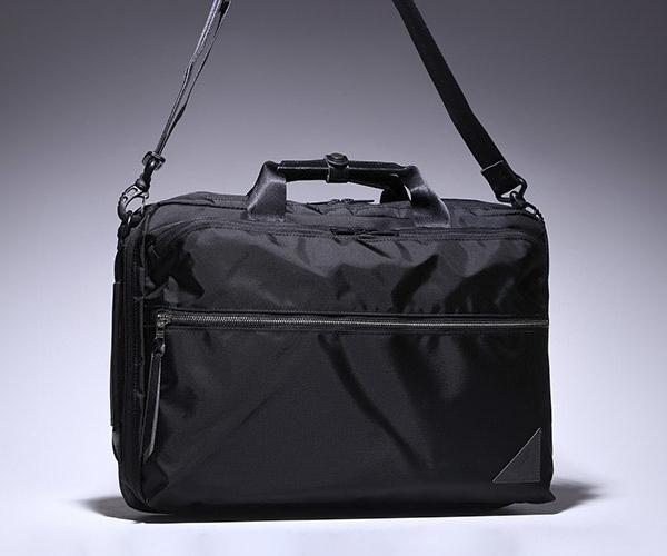 【選べるノベルティ付】 master-piece マスターピース ヴァリアス 3WAYバッグ (カラー:ブラック) 24210 | マスターピース リュック バックパック ビジネスリュック リュックサック 日本製