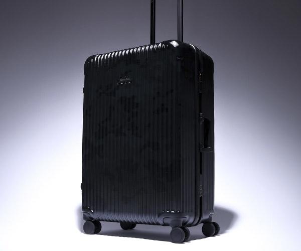 【選べるノベルティ付】 master-piece マスターピース トロリー 75L キャリーケース (カラー:ブラック) 505000-cm | マスターピース キャリー 旅行 日本製
