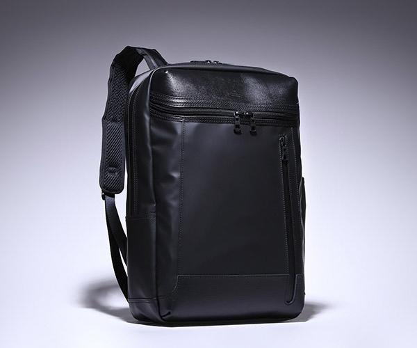 【選べるノベルティ付】 master-piece マスターピース ストリームF バックパック (カラー:ブラック) 55531-f | マスターピース リュック バックパック ビジネスリュック リュックサック 日本製