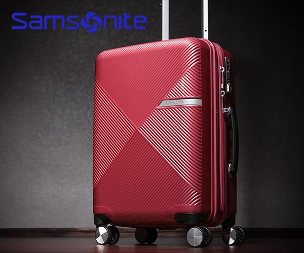 【40%OFFセール】【選べるノベルティ付】 サムソナイト SAMSONITE 36L ヴォラント キャリーケース(カラー:ピンク) | キャリーバッグ キャリーバック 機内持ち込み スーツケース ビジネス レディース キャリー バック 旅行 トロリーケース 国内旅行 ケース バッグ 出張