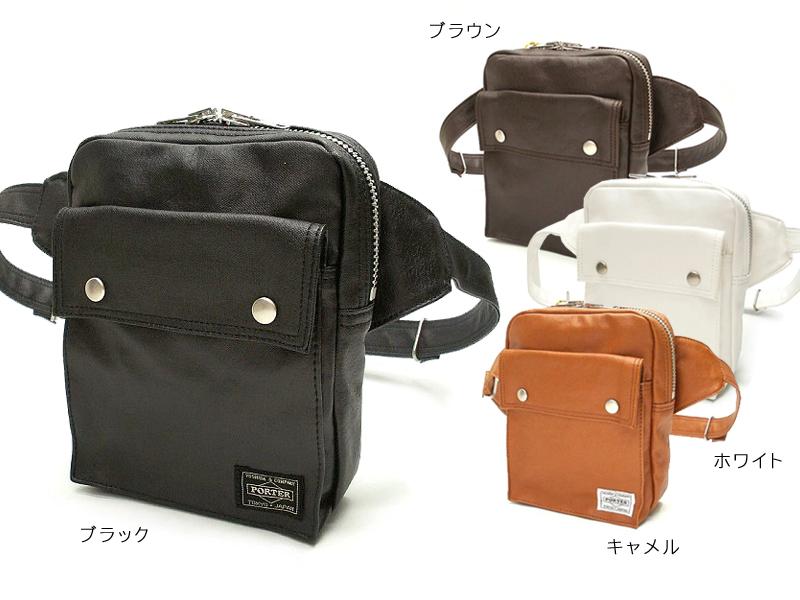 036f0803ed38 coolcat  Yoshida Kaban Porter PORTER freestyle  amp amp  waist bag S ...