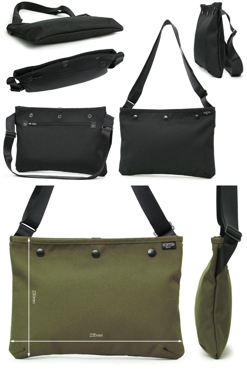 요시다 가방 포터 PORTER ミュゼット/サコッシュ (숄더 가방 숄더백 크리스마스 선물 크리스마스) 10P20Nov15