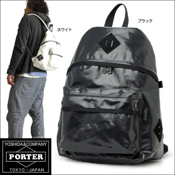 요시다 가방 포터 PORTER 잼・소형 배낭 S(배낭 배낭 가방 백 poter 브랜드 요시다나 번데이 백 포터 배낭 통근용 통학용 백 팩 남편 선물 브랜드 가방 멋쟁이 포타데이밧그데자인) 10 P03Dec16