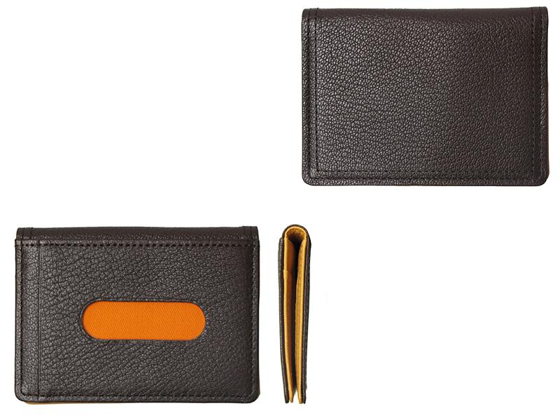 c14d10fb2d4f Yoshida Kaban Porter PORTER double pass   card case .