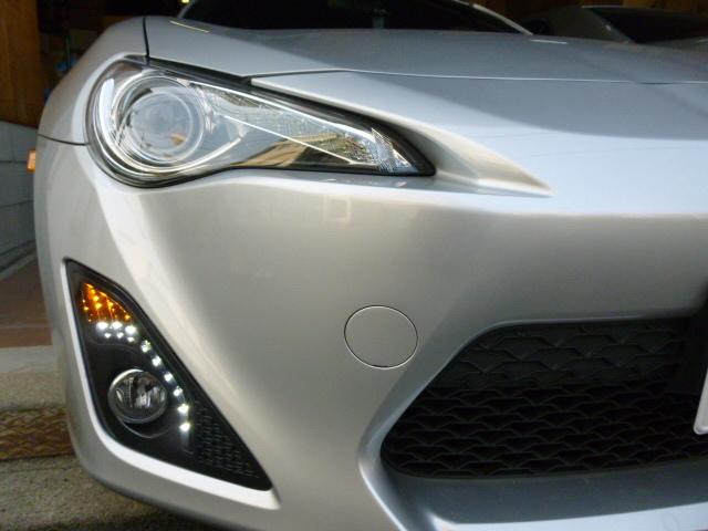 【DBA-ZN6】TOYOTA 86 90mm車高ウィンカーキット ブラックタイプメーカー名 SoulMates商品番号 GTH-003