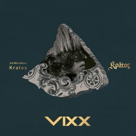 韓国版CD 大幅にプライスダウン 韓国チャートに反映 ポスター終了 VIXX ビックス 割引も実施中 - ミニアルバム3集 KRATOS フォトブック68P+フォトカード1枚+ホログラムフィルム1枚 3rd カムバ Album クラトス 安心国内発送 Mini