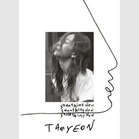 【初回ポスター】 少女時代のテヨン ソロアルバム(TAEYEON) - 3rd MINI『SOMETHING NEW』 GIRLS' GENERATION/snsd/【国内発送】【送料無料】