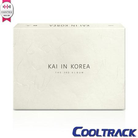 KAI(カイ) - 正規3集『[KAI IN KOREA』[ポストカードカレンダー4種] 【国内発送】【送料無料】