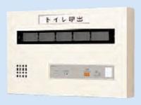 【最安値挑戦中!最大24倍】インターホン アイホン CBN-5C ビジネスシステム 表示器 5窓用 [∽]